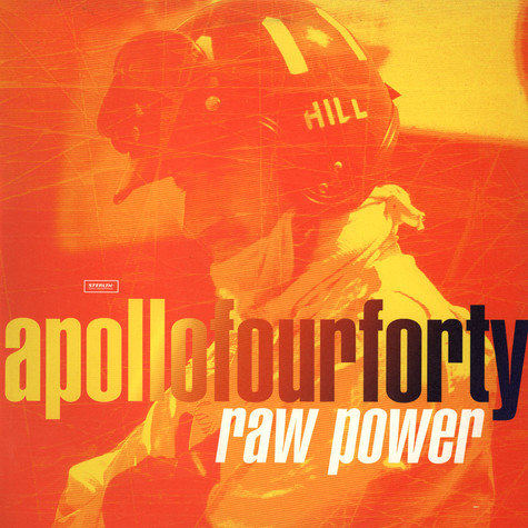 Apollo Four Forty - Raw Power