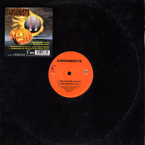 Arsonists, The - Backdraft / Halloween II - Season Of The Witch