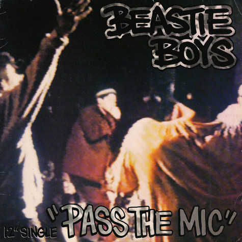 Beastie Boys - Pass the mic