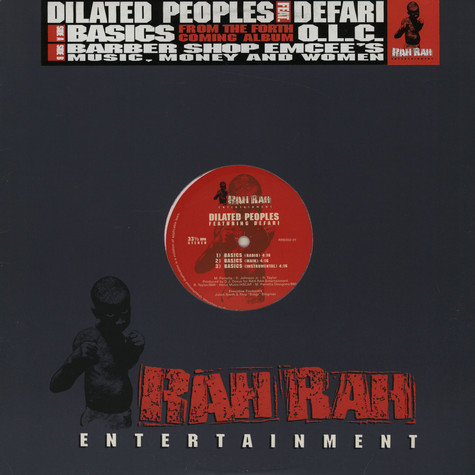 Dilated Peoples - Basics