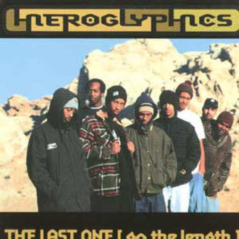 Hieroglyphics - The Last One