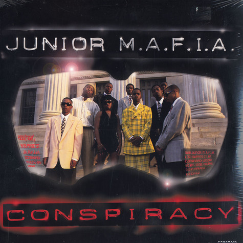 Junior Mafia - Conspiracy