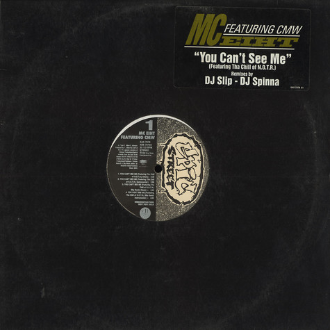 MC Eiht - You can't see me
