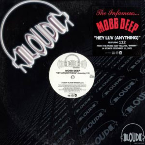 Mobb Deep - Hey Luv (Anything) feat.112