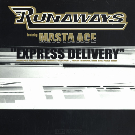 Runaways - Express delivery feat. Masta Ace