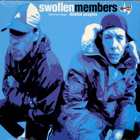 Swollen Members Featuring Dilated Peoples - Front Street
