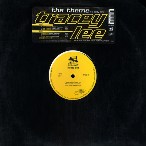Tracey Lee - The theme