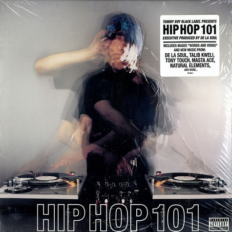 V.A. - Black Label: Hip Hop 101