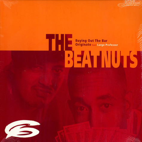 Beatnuts - Buying out the bar