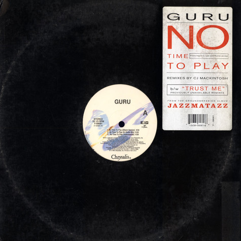 Guru - No time to play