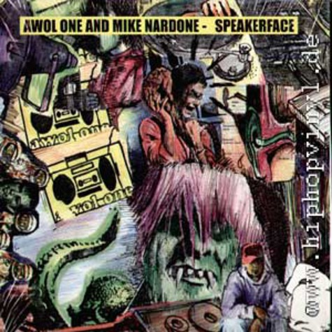 AWOL One and Mike Nardone - Speakerface