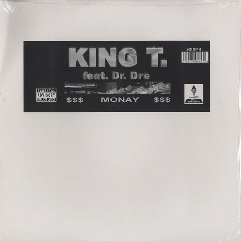 King T  - Monay feat. Dr.Dre