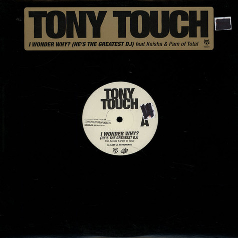 Tony Touch feat. Total - I wonder why?