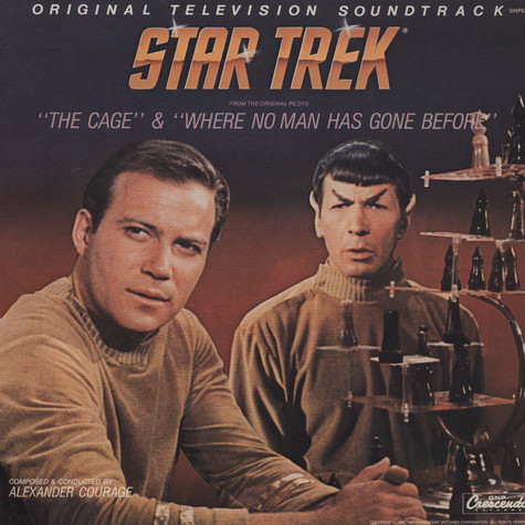 Star Trek - OST The cage & Where no man