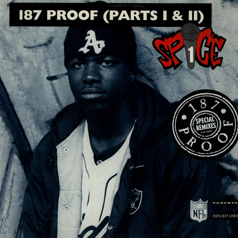 Spice 1 - 187 proof