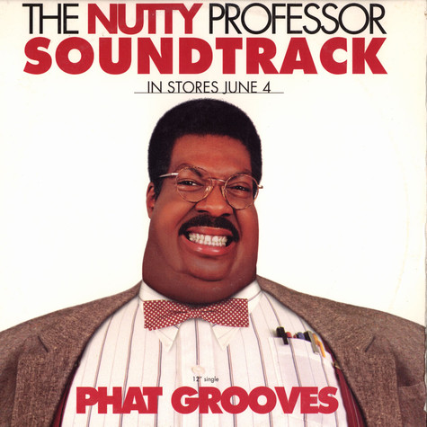 V.A. - The Nutty Professor Soundtrack: Phat Grooves