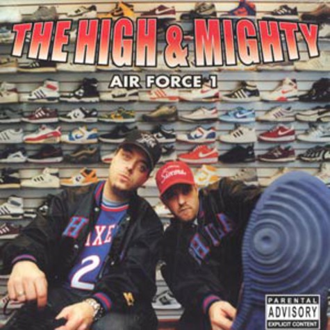 High & Mighty - Air force 1