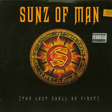 Sunz of Man - The Last Shall Be First