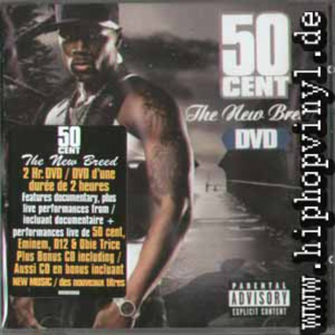50 Cent - The new breed DVD