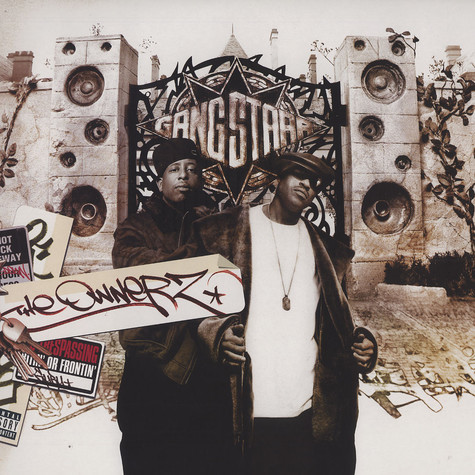 Gang Starr - The Ownerz