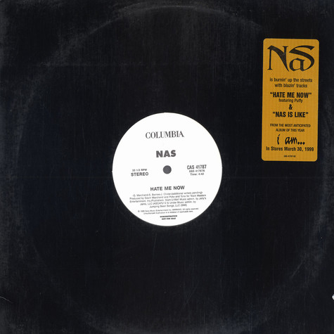 Nas - Hate me now feat. Puffy