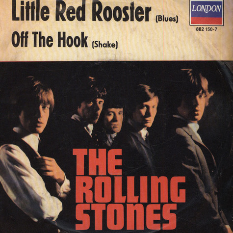 Rolling Stones, The - Little Red Roster