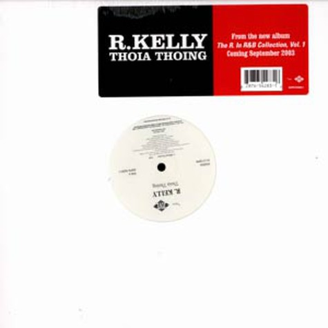 R.Kelly - Thoia thoing