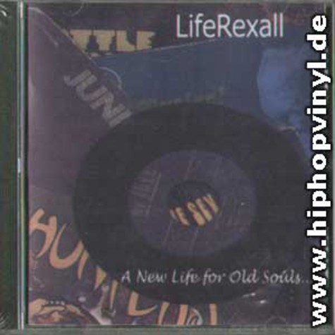 Liferexall - A New Life For Old Souls