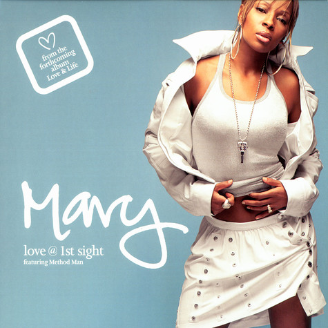 Mary J.Blige - Love @ 1st sight feat. Method Man