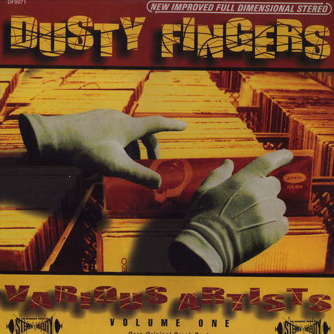 Dusty Fingers - Volume 1