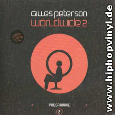 Gilles Peterson - Worldwide 2