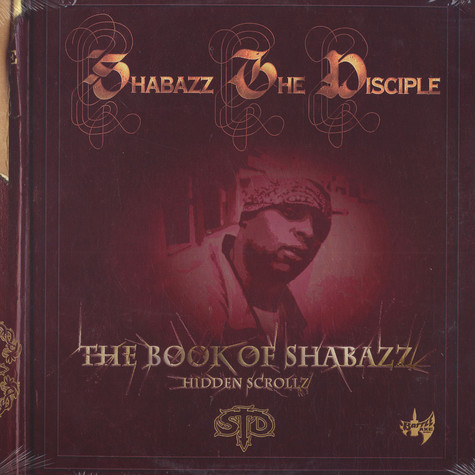 Shabazz The Disciple - The book of shabazz