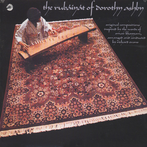 Dorothy Ashby The Rubaiyat Of Dorothy Ashby Vinyl Lp