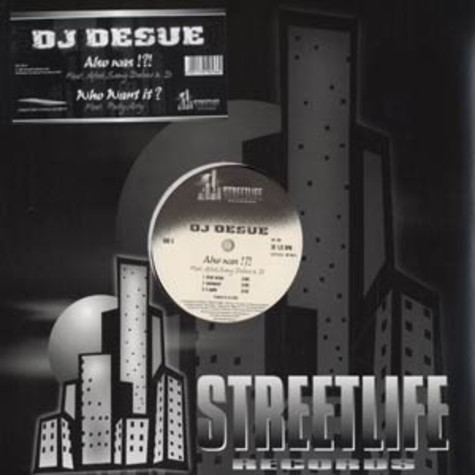 DJ Desue - Also was !?! feat. Afrob, Samy Deluxe & D