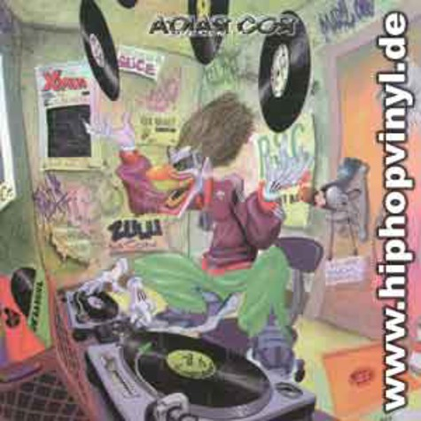 Roc Raida - Beats for jugglers