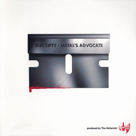 Buc Fifty of Wascalz - Metal's advocate