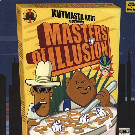 Masters Of Illusion - Kut Masta Kurt Presents Masters Of Illusion