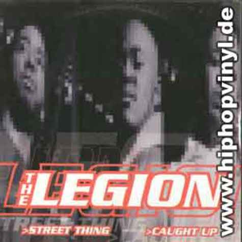 Legion, The - Street thing / caught up
