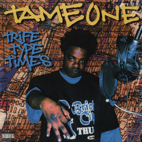 Tame One - Trife type times