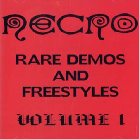 Necro - Rare demos & freestyles volume 1