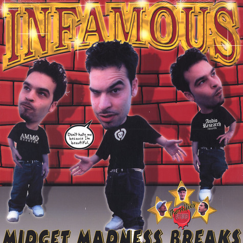 Infamous - Midget madness breaks