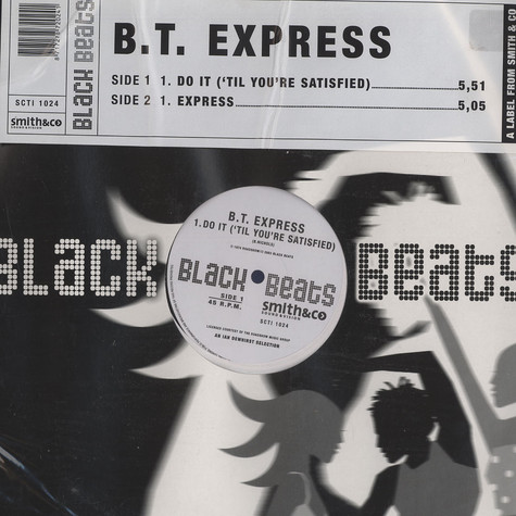 B.T.Express - Do it