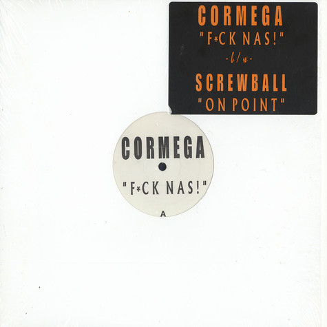 Cormega / Screwball - Fuck Nas / on point