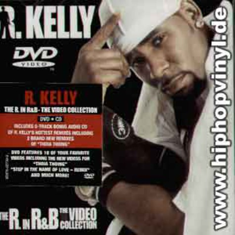 R.Kelly - The r. in r&b - the video collection