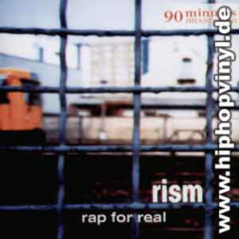 DJ Rism - Rap for real