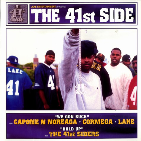 Capone-N-Noreaga, Cormega & Lake - We gon buck