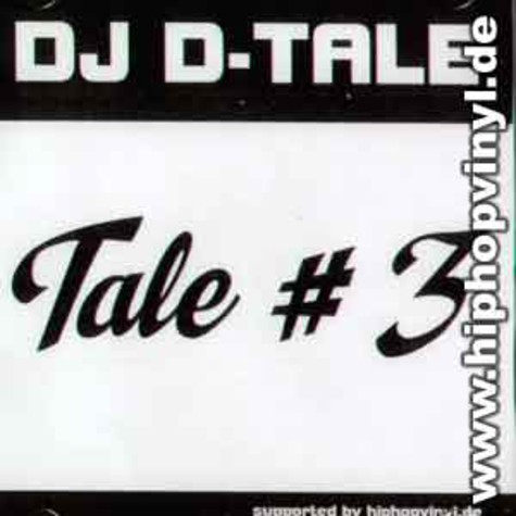 hiphopvinyl.de presents : DJ D-Tale - Tale 3