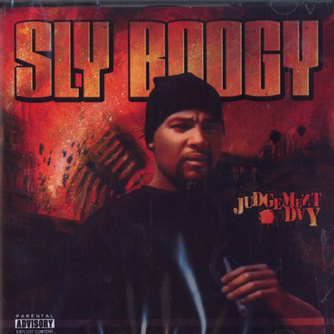Sly Boogy - Judgement day