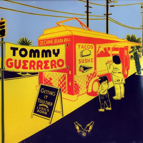 Tommy Guerrero - Gettin it together feat. Lyrics Born