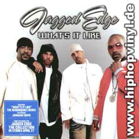 Jagged Edge - Whats it like